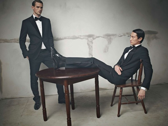 Лукбук: Dolce & Gabbana FW 2011 Men's. Изображение № 17.