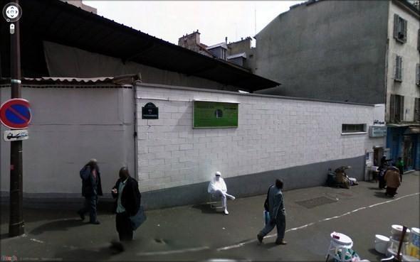 Изображение 2. Интересные уличные сцены, подсмотренные с Google Streets.. Изображение № 2.