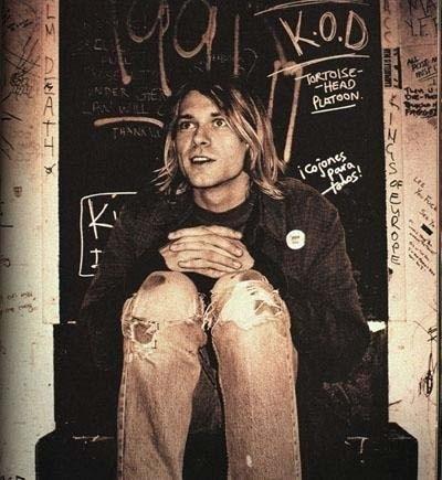 Изображение 3. Kurt Donald Cobain.. Изображение № 5.
