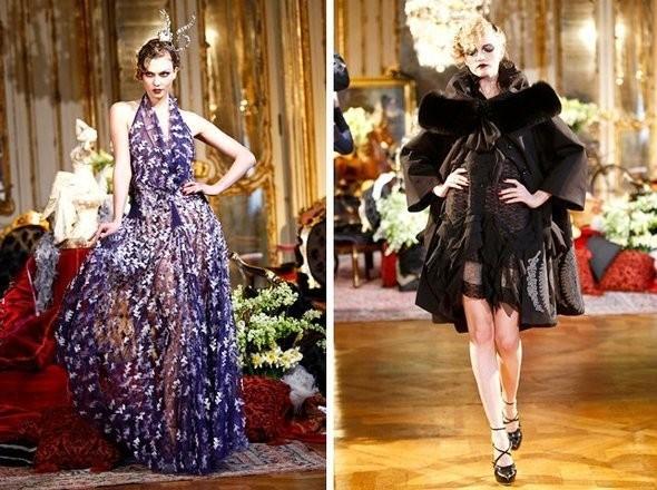 Изображение 3. Показы на Paris Fashion Week FW 2011: день 5 и 6.. Изображение № 16.