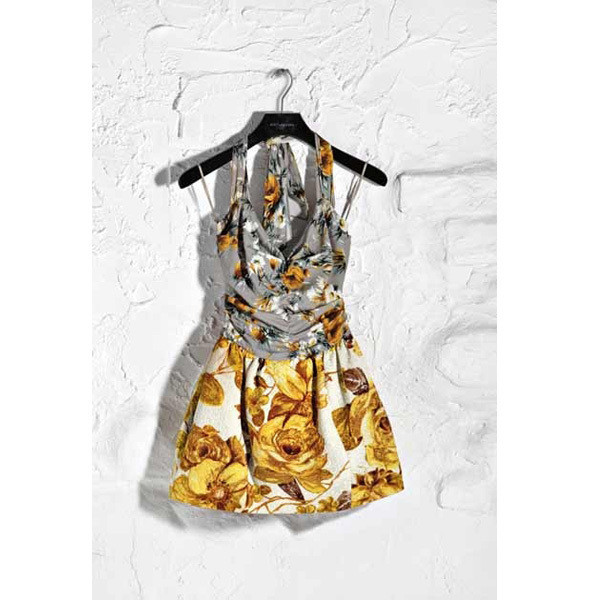 Изображение 226. Лукбуки: Dolce & Gabbana, Opening Ceremony, Uniqlo и другие.. Изображение № 25.