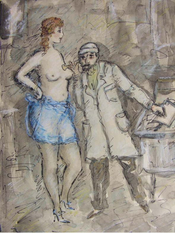 Универсальный художник - В.И. Соболевский. Изображение № 5.