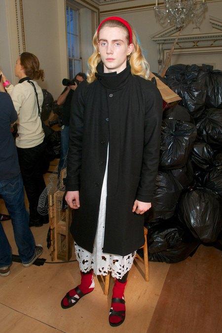 Началась Неделя мужской моды в Лондоне. Изображение № 29.