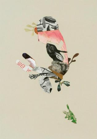 Клей, ножницы, бумага: 10 современных художников-коллажистов. Изображение № 71.