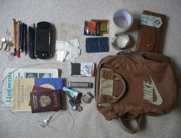 Look at Me: What's in your bag? Часть 2. Изображение № 6.