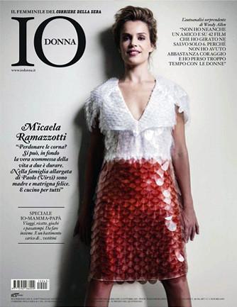 15 обложек с вещами из коллекции Prada FW 2011. Изображение № 19.