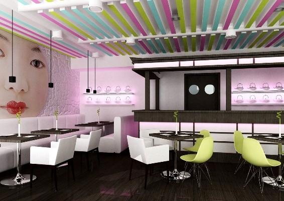 """Обновленный дизайн суши-бара """"Фудзико"""" в отеле """"Байкал Плаза"""". Изображение № 2."""