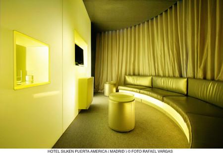 Hotel Puerta America Madrid. Изображение № 16.