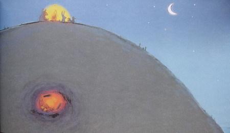 Ликующий сюрвкнижной иллюстрации Беатрис Родригес. Изображение № 12.