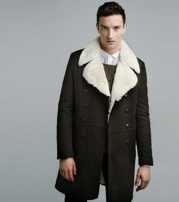Лукбук: Zara November 2011 Men's. Изображение № 8.