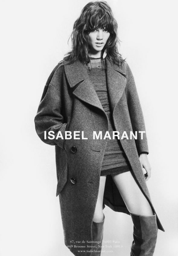 Кампания: Фрея Беха Эриксен для Isabel Marant FW 2011. Изображение № 2.