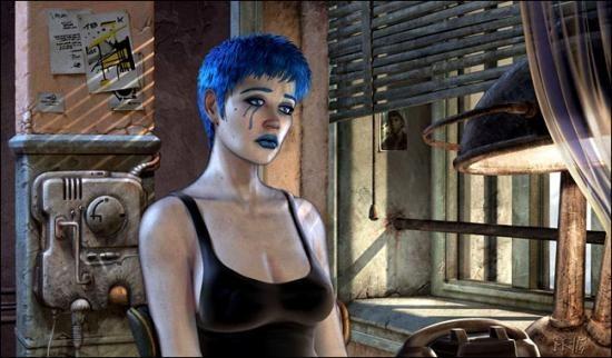 Энки Билал,  мрачный и захватывающий. Изображение № 6.