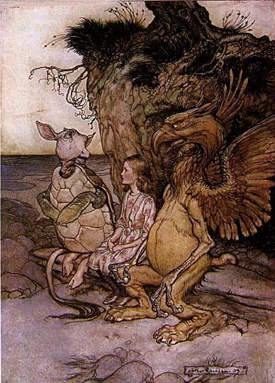 Arthur Rackham (1867–1939). Изображение № 1.