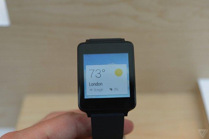 LG G Watch. Изображение № 6.