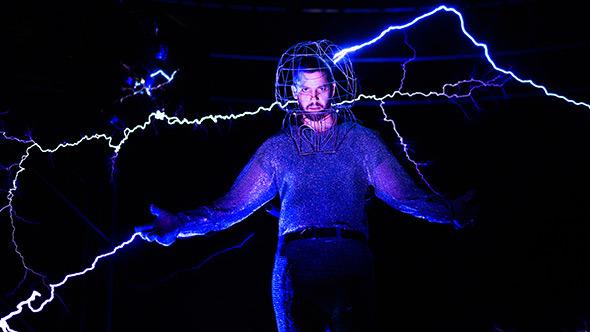 Дэвид Блейн и корпорация Intel представляют шоу ELECTRIFIED. Изображение № 1.