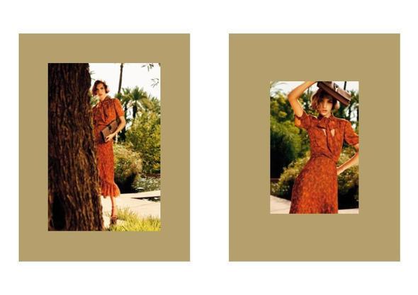 Изображение 15. Рекламные кампании: Yves Saint Laurent, Chanel и другие.. Изображение № 28.