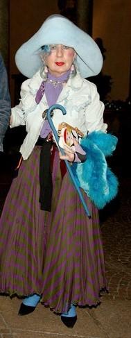 Анна Пьяджи. Модный гардероб. Изображение № 15.