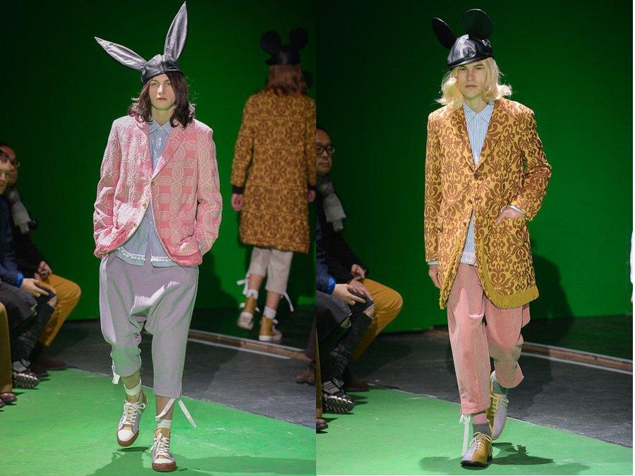 Paris Fashion Week: День 3. Изображение № 14.