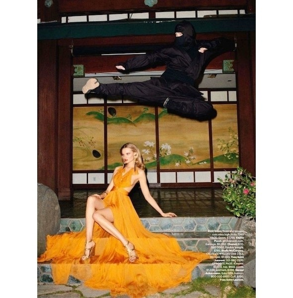 Изображение 13. Съемки: AnOther, POP, Vogue и другие.. Изображение № 14.
