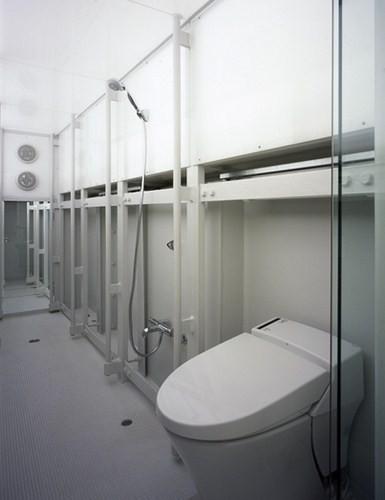 Изображение 9. Инновационный микродом в Токио.. Изображение № 9.