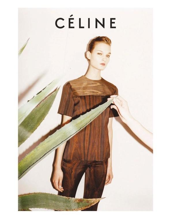 Кампания: Celine FW 2011. Изображение № 4.