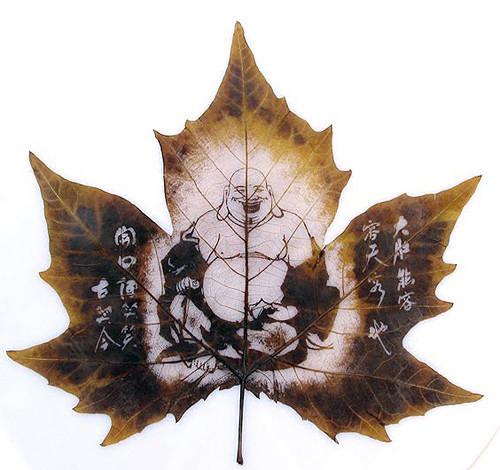 Резьба по листьям. Изображение № 8.