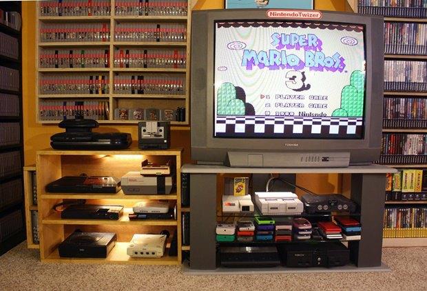 На eBay продают коллекцию из 5 700 видеоигр. Изображение № 1.