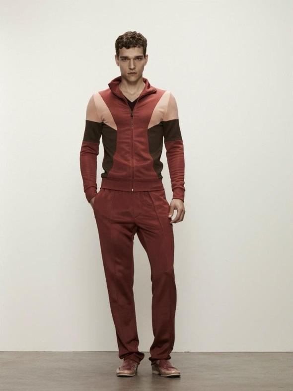 Спортивный шик: костюмы Bottega Veneta 2013. Изображение № 4.