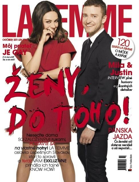 Обложки октября: Elle, Marie Claire, Interview и другие. Изображение № 13.