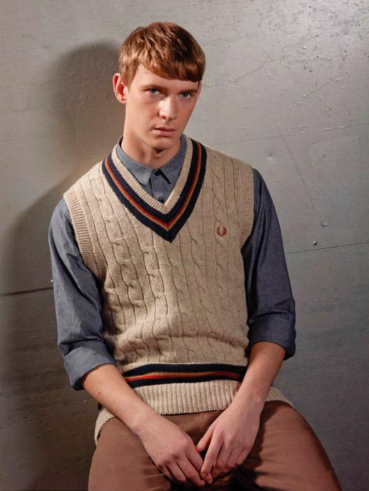 Новые мужские лукбуки Louis Vuitton, Marc Jacobs и Fred Perry. Изображение № 57.