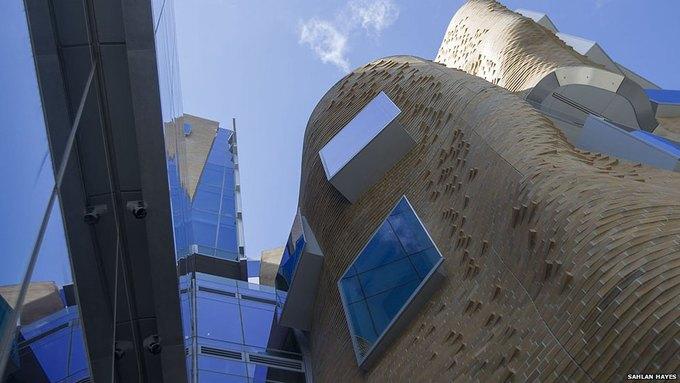 В Сиднее открыли здание авторства Фрэнка Гери. Изображение № 3.