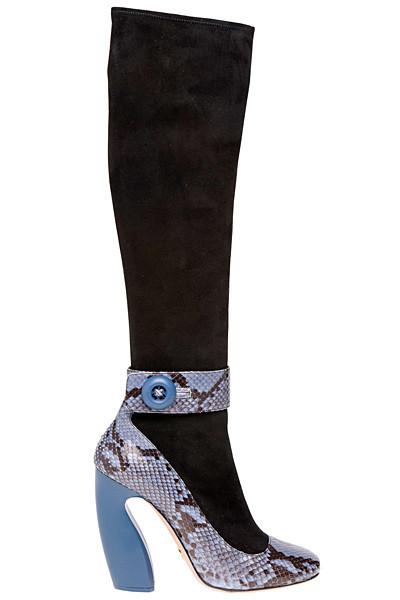 Изображение 65. Лукбуки: Dior, Nina Ricci, Prada и другие.. Изображение № 65.