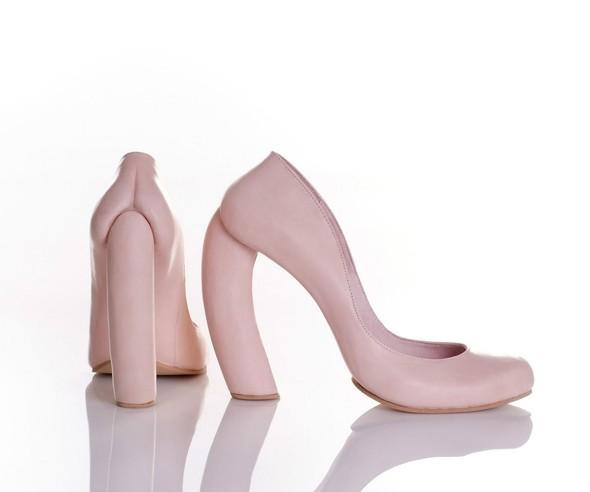 Footwear design от Kobi Levi. Изображение № 31.
