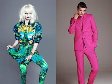 Фотография из лукбука Versace for H&M. Изображение № 3.