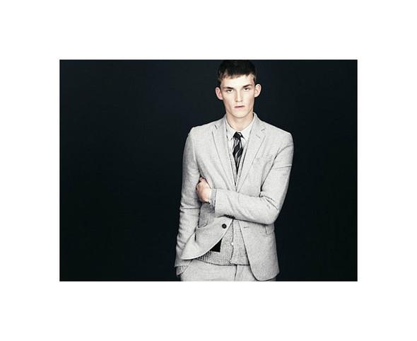 Лукбук: H&M Fall 2011 Menswear. Изображение № 1.