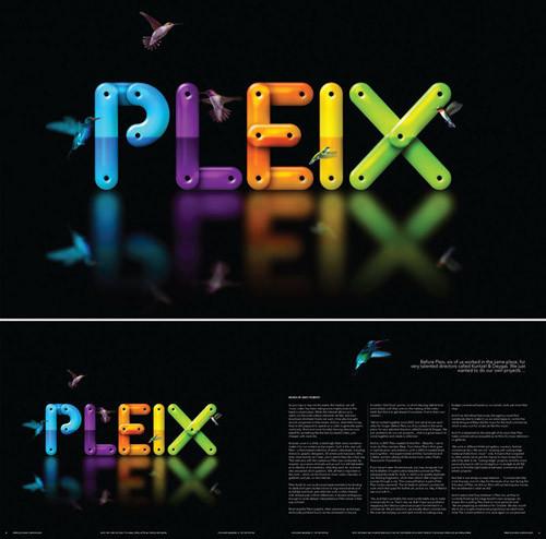 18 шрифтов дизайнерской группы Behance. Изображение № 2.