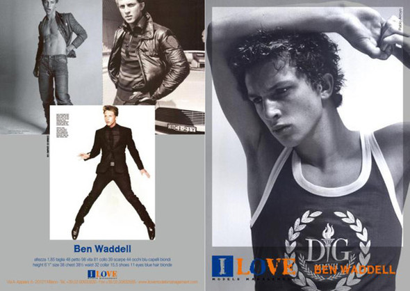 Show Package – Milan Men SS 10: I Love Models Mgmt. Изображение № 7.