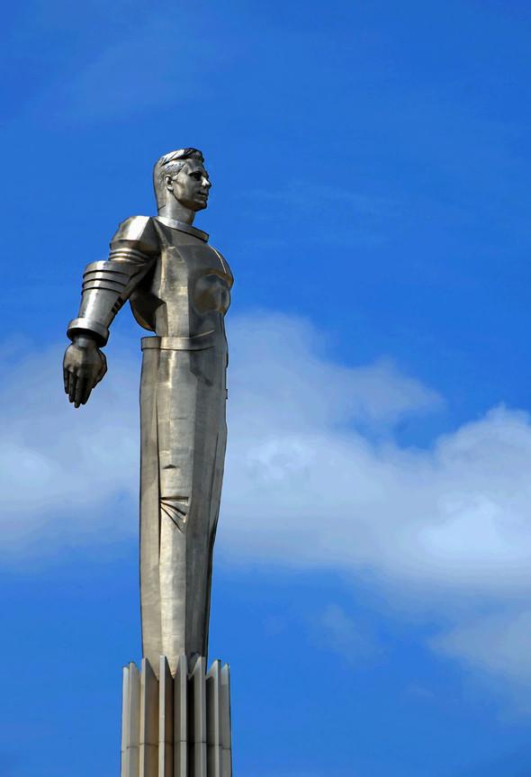 Померялись длиной: самые высокие статуи в мире. Изображение № 5.