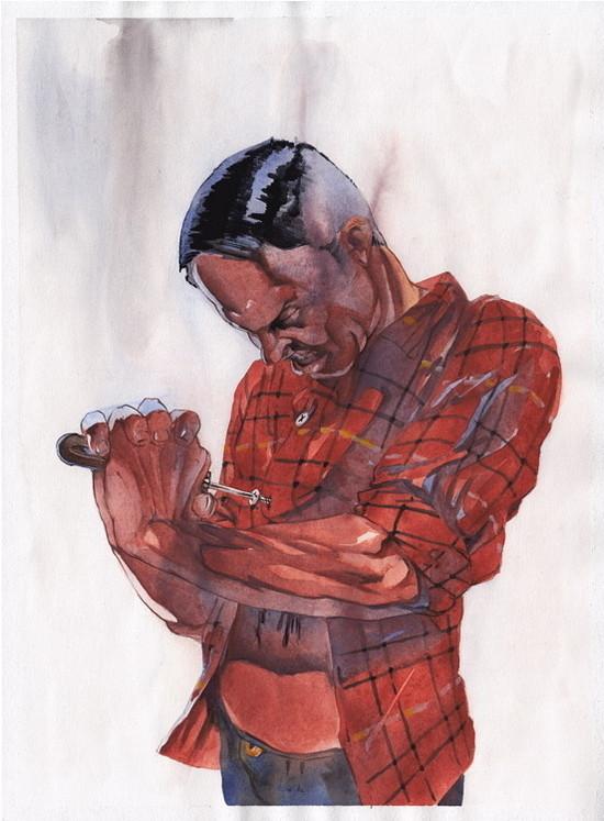 Изображение 10. Иллюстратор Reey Whaar .. Изображение № 10.