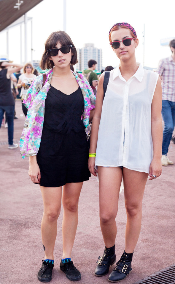 Primavera Sound: 15 девушек в очках и другие люди на фестивале. Изображение № 11.
