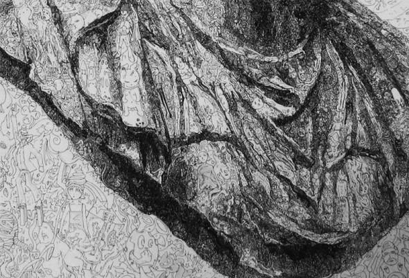 Изображение 12. Невероятный мир картин SAGAKI KEITA.. Изображение № 11.