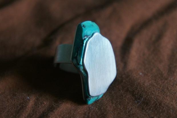 Серебряные, простые украшения. Изображение № 5.