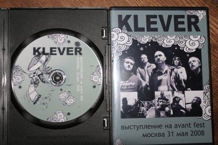 23-Го октября KLEVER презентует DVDвПроекте О. Г.И. Изображение № 5.