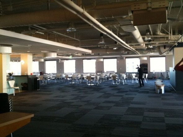 Офис Twitter вСан-Франциско. Изображение № 19.