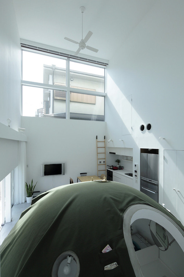 Холм внутри дома. Изображение № 3.