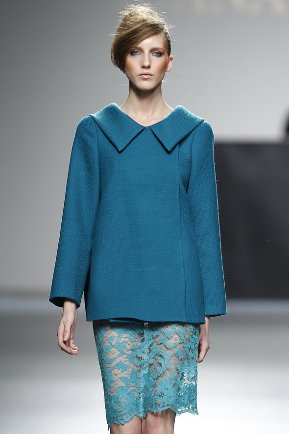 Madrid Fashion Week A/W 2012: Juana Martin. Изображение № 6.