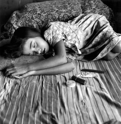 Классик документальной фотографии Mary Ellen Mark. Изображение № 48.