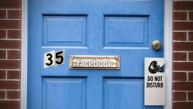 «Фейсбук» позволяет определить психические отклонения. Изображение № 1.
