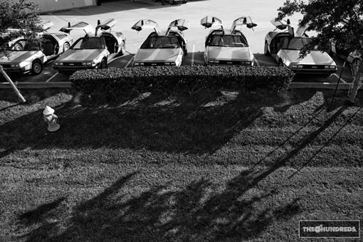 DeLorean. Автомобиль-легенда. Часть 1. Изображение № 8.