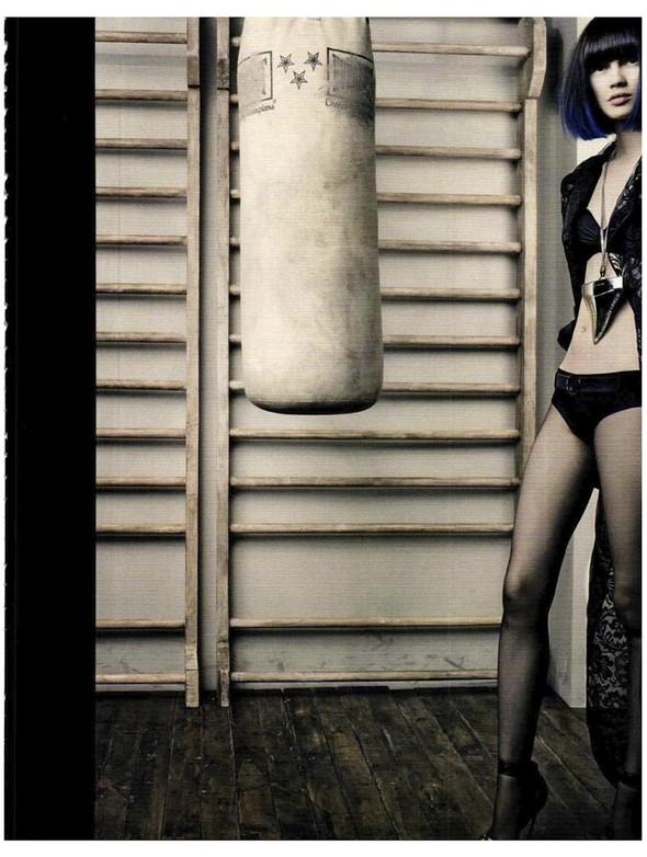Съемки: Vogue, Numero, Tush и другие. Изображение №37.